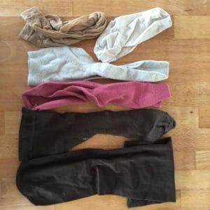 Einzelne Socken