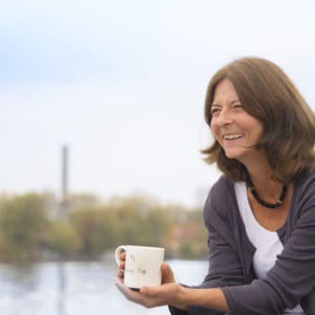 Was hast Du Dich mit 40+ getraut, obwohl Du Angst davor hattest? Und wie fühlt sich das heute an? Interview mit Kerstin Hack über Träume, Mut und das Schiff, das sie gebaut hat. #Träume verwirklichen #Träume #Hausboot #Autorin #Coach