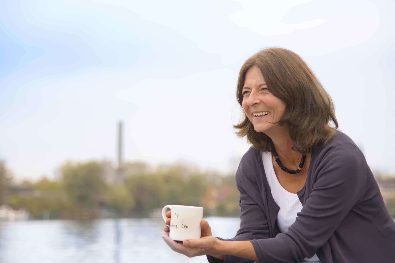 Was hast Du Dich mit 40+ getraut, obwohl Du Angst davor hattest? Und wie fühlt sich das heute an? Interview mit Kerstin Hack über Träume, Mut und das Schiff, das sie gebaut hat.