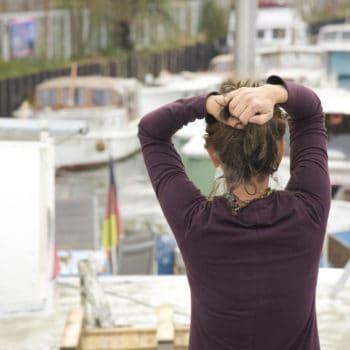 Eigentlich bin ich ganz anders.?! In einem Interview spricht Kerstin Hack darüber, was Selbstverwirklichung für sie bedeutet und wie sie sich den Traum vom Hausboot erfüllt hat