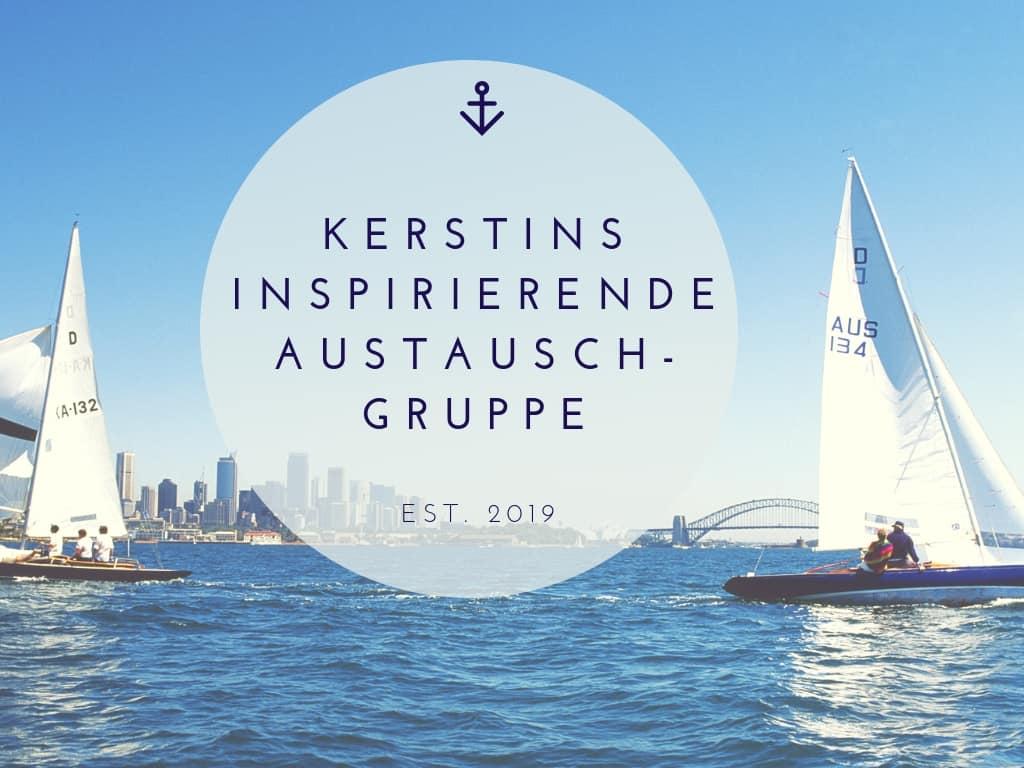 KIA Kerstins inspirierende Austauschgruppe https://www.facebook.com/groups/1160045090850207/requests/