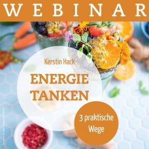 Titlebild Webinar Energie tanken